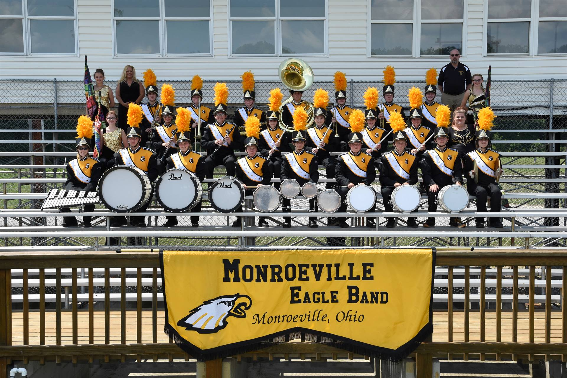 2018 Eagle Marching Band
