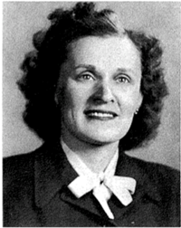 Miss Juanita Leiby – Faculty