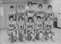 75-76 Boys Basketball Team
